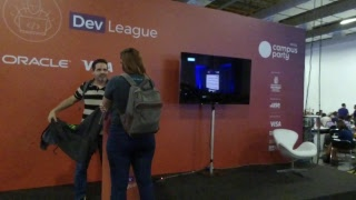 Developer League at Campus Party - Live Stream - Dia 1