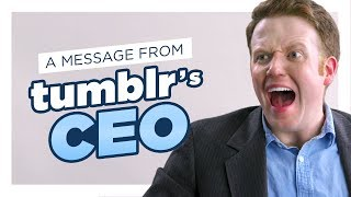 Tumblr ceo: no m..