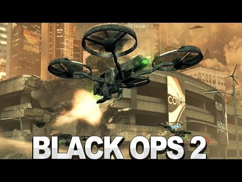 Call of Duty Black Ops 2 Gameplay: Extended Demo - E3 2012