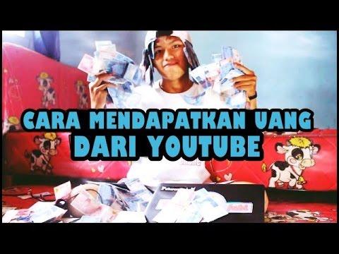 Cara Mendapatkan Uang Dari YouTube - Ratusan Juta Rupiah Per Bulan - Cuman Seorang Penjaga Warnet !