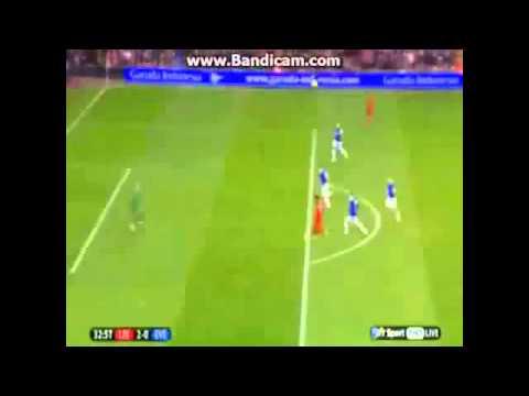 Liverpool-Everton 4-0 Sturridge Gerrard Post-Match HD Interview & Reaction in Full 2014.01