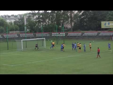 Příprava: Baník - AEK Atény 0:1 (sestřih zápasu)