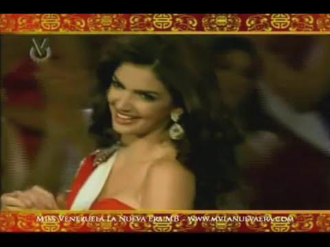 felicitacion adriana vasini, segunda Finalista Miss World 2010