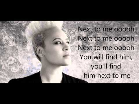 Emeli sande - Next to me - lyrics