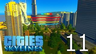 Cities Skylines   EP 11   CityMuh - Polideportivo