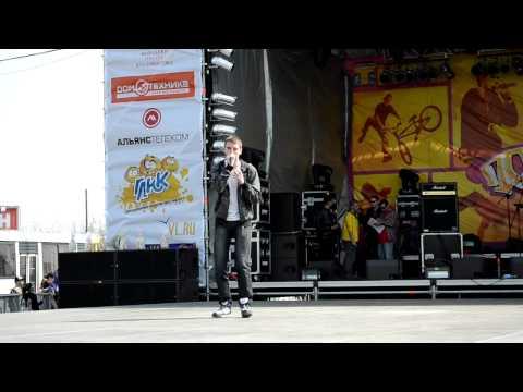 "Битбокс на Фестивале ""Позитив"" Владивосток (BitBox) 2012"