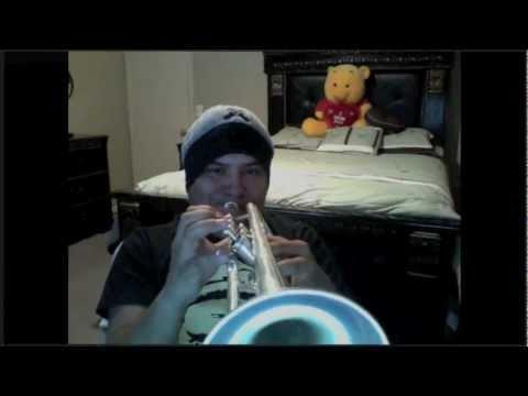 COMO TOCAR AGUDOS EN LA TROMPETA ALGUNOS CONSEJOS (IVAN NAVA) trompetista mexicano