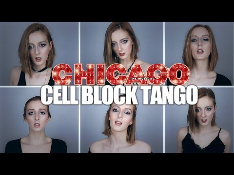 CELL BLOCK TANGO (Cover) - Chicago Musical