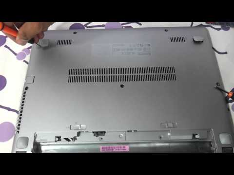 Lenovo S400 s405 how to upgrade memory ram harddrive of lenovo S400 s405