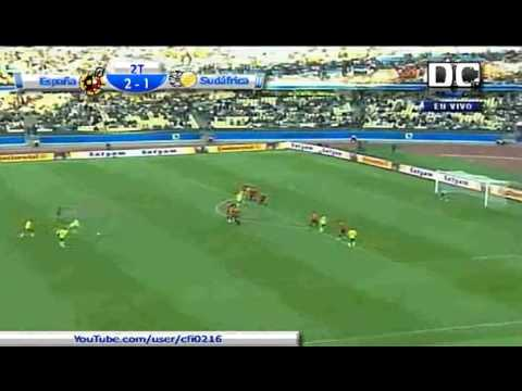 Espaa vs. Sudfrica (3-2) FIFA Copa Confederaciones Sudfrica 2009 - 3 Lugar Video