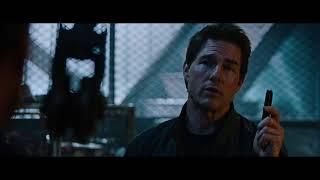 Jack Reacher Never Go Back Fight Scene 2 HD