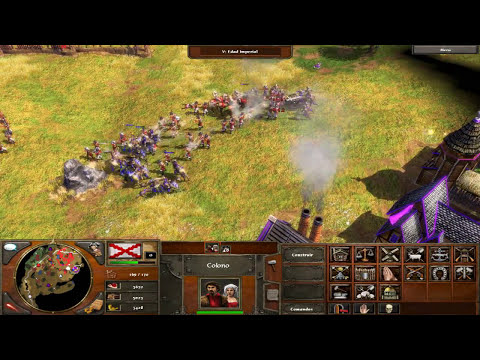 Age of Empires 3 Gameplay HD