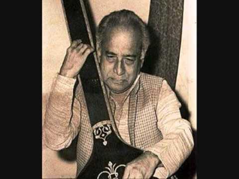 Vasantrao Deshpande - Raag Marwa - Live Baithak