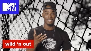 Hitman Holla Is A Momma's Boy '60 Second Interview' | Wild 'N Out | MTV