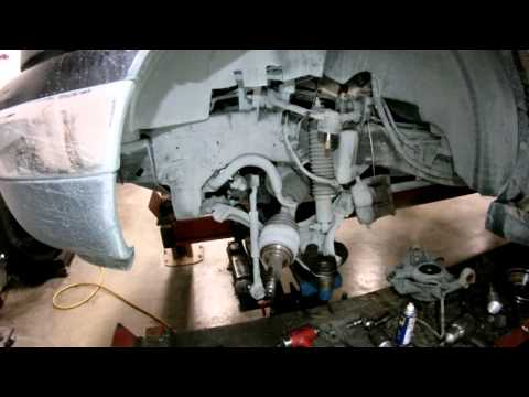 Ford F150 Upper Control Arms Lower Ball Joints Replace