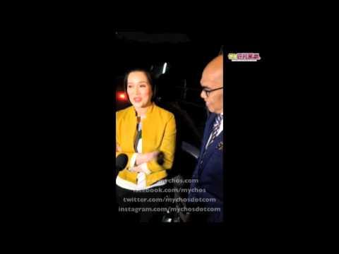 MyCHOS presents 'Tito Boy Abunda gets HUMMER from Kris Aquino'!