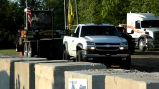 Leaf River Truck Pulls Chevy Duramax