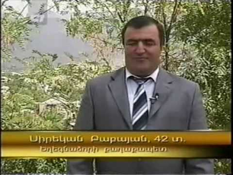 Armenia - Yerevan and its country life chapter 1/8 part 2/3