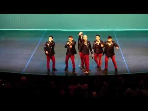15) Dance Off 2014 - Poreotics Dance Crew video