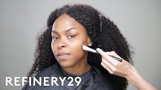 I Got Transformed Into SZA | Beauty Evolution | Refinery29