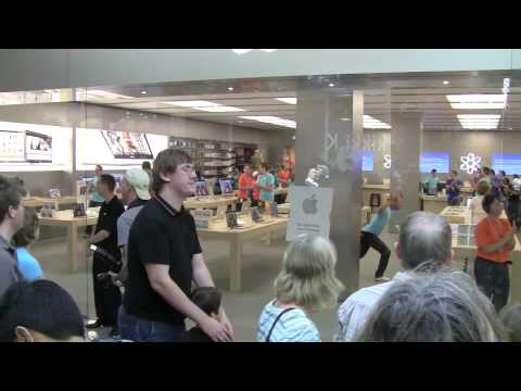 Grand Opening - Apple Store Chermside