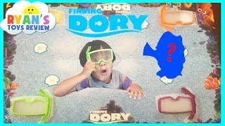 Finding Dory See Hide and Seek Search Game for kids