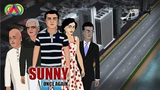 Download Ghayal Once Again Spoof || Sunny Deol, Soha Ali Khan || Creative Cartoon Animation 3Gp Mp4