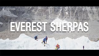Everest Sherpas: