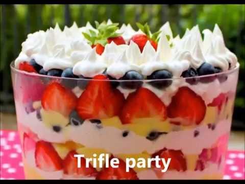 Идеи для вечеринок  - включите субтитры!