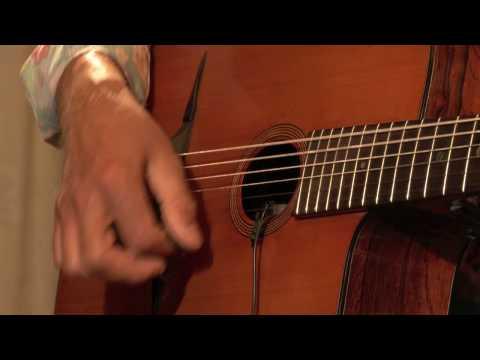 Gypsy Jazz Guitar Lessons: Lollo Meier- Swing Waltz Rhythm