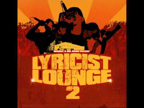 Royce Da 59 - Lyricist Lounge Vol. 2