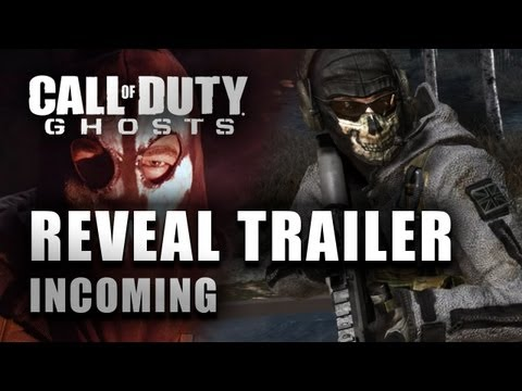Call of Duty Ghosts Reveal Trailer & Gameplay Incoming for May 21 Xbox Infinity/720 Show Event