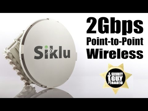 [184] Siklu - Fiber-Like Point-To- Point Wireless at 2Gbps