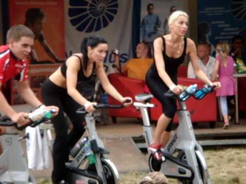 Spinning  Dzień w Parku Armin van Buuren - Poznań