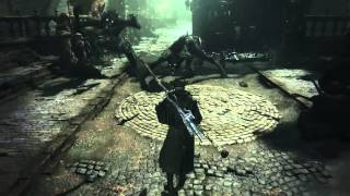 Bloodborne (Gamescom 2014 Gameplay Trailer)