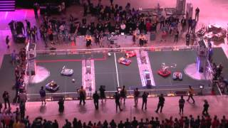 2016 Einstein FRC Champs - Finals 3