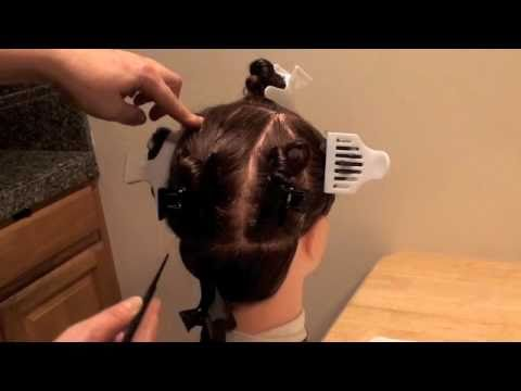 COSMETOLOGY: PERM 9 SECTIONS FOR STATE BOARD