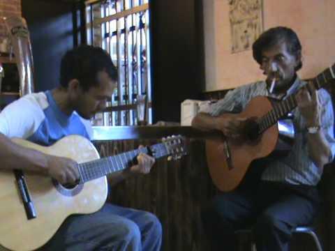 valmir e niño miguel. valmir solea y niño miguel hace el aconpanhamento con la guitarra
