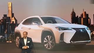 Todos os modelos da Lexus no Salão do automóvel 2018
