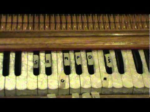 Learn Harmonium 1 video