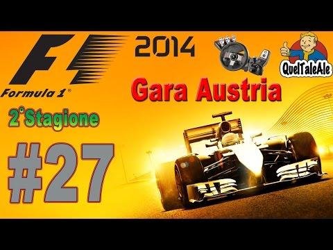 F1 2014 - Gameplay ITA - Logitech G27 - Carriera #27 - Austria - Spielberg