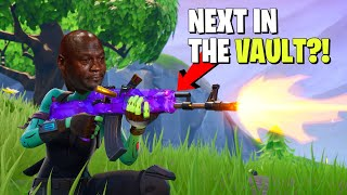 RIP The Heavy AR (Fortnite Battle Royale)