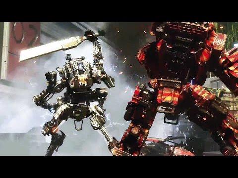 TITANFALL 2 - Titan And Pilot Visual Customization