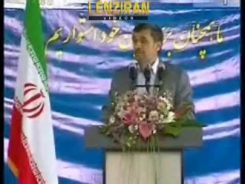 Ahmadinejad insist on Chavez story about  Imam Zaman and challenge Ayatollah Janati warning !