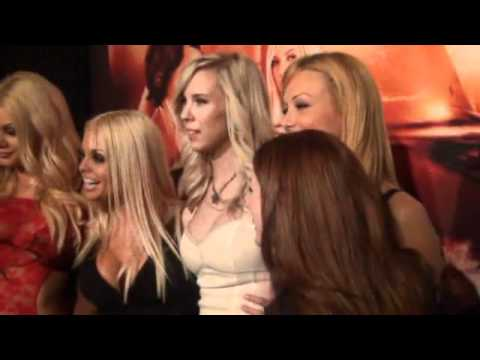 2012 AEE Bree Olson interview, Jesse Jane, Kayden Kross, Bibi Jones, Riley Steele & Brazzers girls