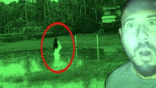 (BAD IDEA) Ghost Hunting In A Haunted River At 3AM