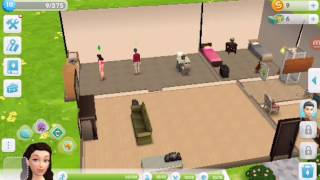 The Sims Mobile #3 Bianca está para morrer