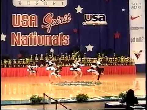 Clovis East High School Song/Pom 2004 (Competition Pep)
