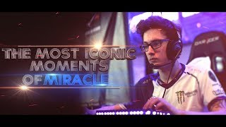 The Most ICONIC Moments in the History of Miracle  - Dota 2