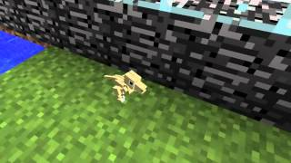 Minecraft dinosauři